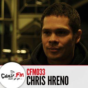 Colair.FM Guest Chris Hreno
