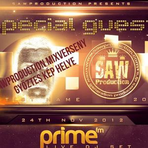 Athos - SawProduction Special Guest on Prime FM
