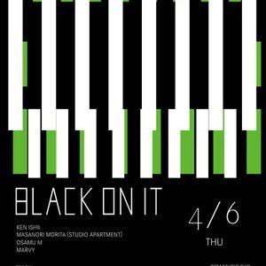 "2017.04.06 ""BLACK ON IT"" KEN ISHII at BPM MUSIC BAR"