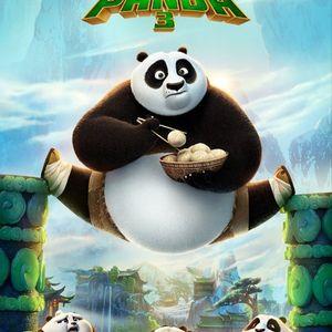 Estreno - Kung fu panda 3