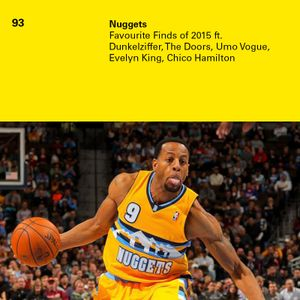 93 - THE NUGGETS! Derrick's Favourite Finds of 2015 ft. DJ Pay Pal, The Doors, Umo Vogue, Bahamadia
