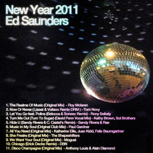 New Year 2011 House mix