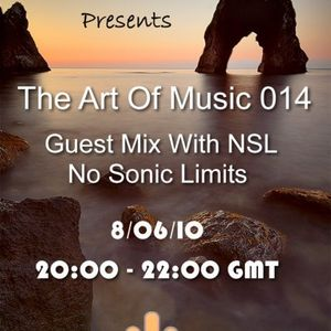The Art Of Music 014 - Guestmix
