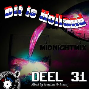 Dit Is Holland 31 MidnightMix 2017
