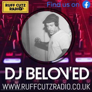 Dj Belov'ed - Ruff Cutz Radio - Valentines Special !