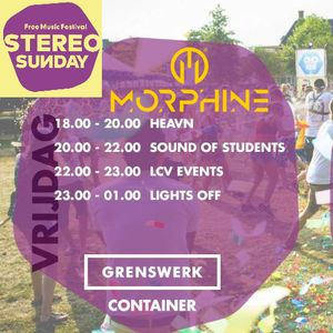 DJ Morphine - RAW Freestyle @ The Container, Stereo Sunday