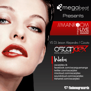 Mainroom megaBEAT  (Set Mix - Live Sound)