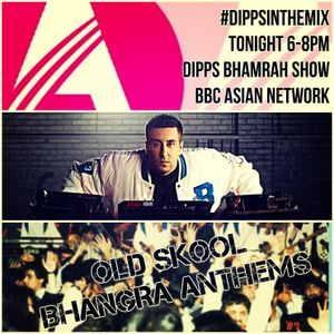 Dipps Bhamrah vs Old Skool Bhangra Anthems Part 1 - #DippsInTheMix (September 2015)