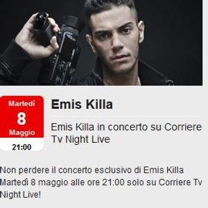 Emis Killa Live in Milano 2012