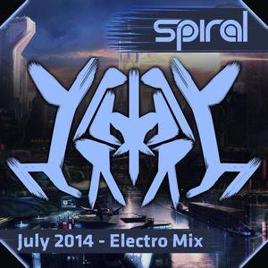 Josh's Electro Mix - July 2014