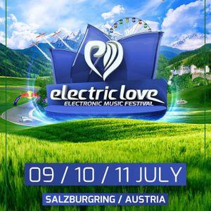 Armin Van Buuren - Live at Electric Love Festival 2015