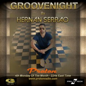 GROOVENIGHT Episode 368 By HERNAN SERRAO