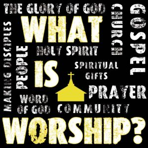 Acceptable Worship - Audio