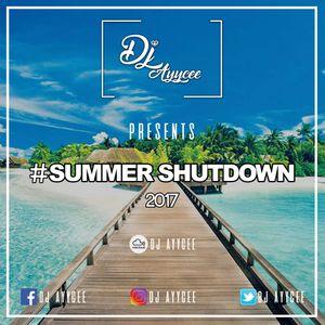 #SummerShutdown2017