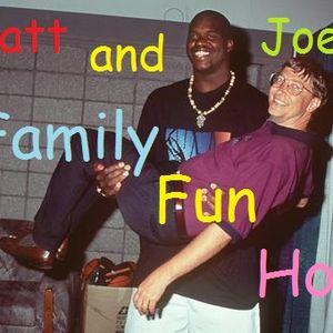 Matt and Joe's Family Fun Hour 02/04/15