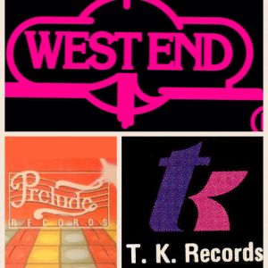 DJ ADAM presents WEST End records T K RECORDS AND PRELUDE Records in the mix