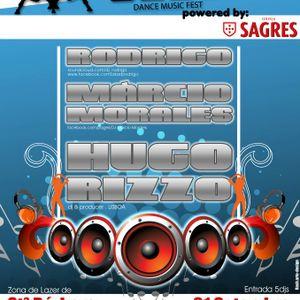 Marcio Morales - PodCast #019 - Black@Bull Party_Live  (01 Setembro 2012)