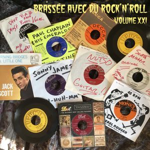 Brassée avec du rock'n'roll Vol. XXI (1954-1966)