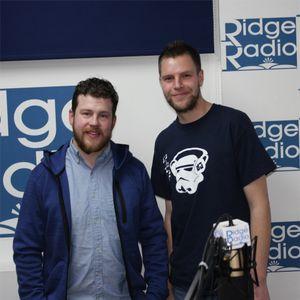 Kidson Show ft Al Menos on Ridge Radio
