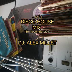 Alex Millet Disco Mix 18 November 2017