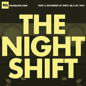 Tape 2 - WRCT 88.3 The Nightshift (1994)