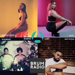 The Brum Radio A-List with Danny de Reybekill (14/10/2019)