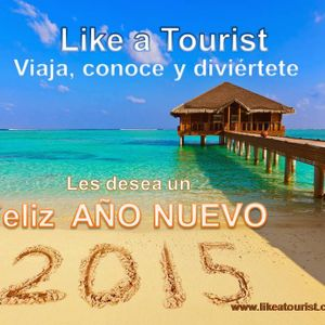 Like a tourist 23022015