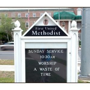 Is Church a Waste of Time?
