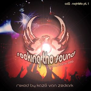 Seeking The Sound Vol.1 [CD2] - Mixed by Kazë V. Z