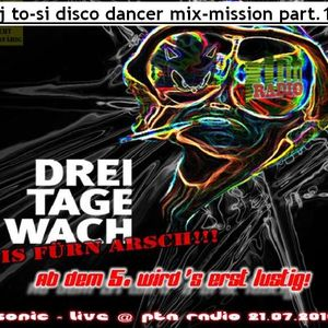 dj to-si disco dancer mix-mission part.1 (2012-07-21)
