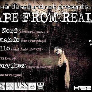 """Qualkommando  - """"Escape from Reality"""" - NNS!! At HSR - (19/10/2020) - Gigi Fu**ing B- Day"""