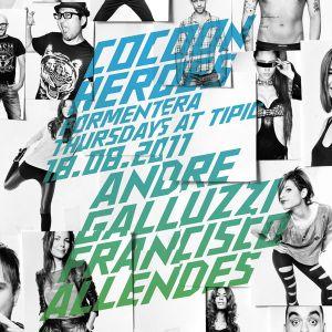 Francisco Allendes - Cocoon Heroes Formentera 19.08.11