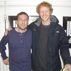 Tue 15/11/11 The Big Pink & Jono McCleery live