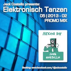 Jack Costello presents Elektronisch Tanzen V