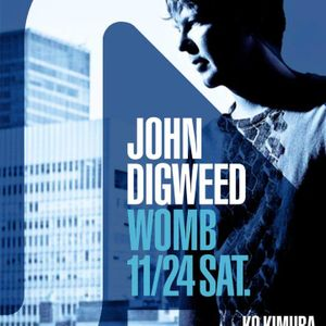 Live at WOMB, Tokyo (2012.11.24)