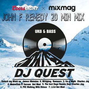 COORS LIGHT X MIXMAG DJ QUEST 20 MIN MIX