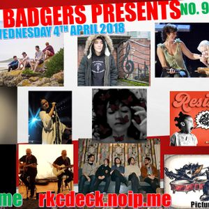 Band Of Badgers Presents 113 RKC 99 By Band Of Badgers Presents