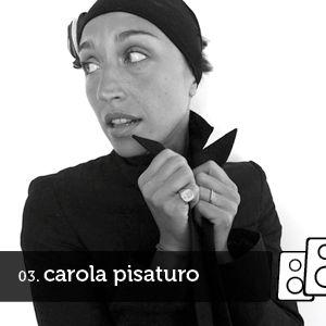 Soundwall Podcast 03 : Carola Pisaturo