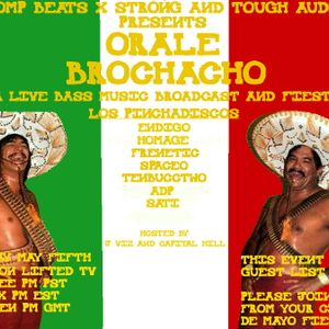 SpaceO - Live at Bwomp & Tough Sessions 001: Orale Brochacho! May 5th 2013