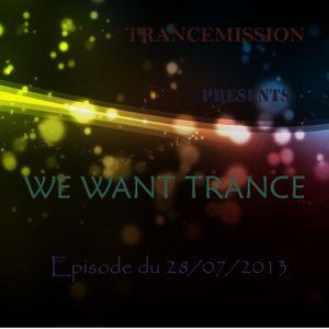 We Want Trance 28/07
