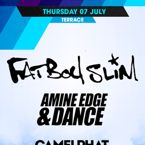 2016.07.07 - Amine Edge & DANCE @ Cream - Amnesia, Ibiza, SP