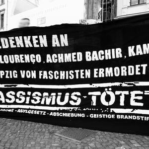 Rassismus tötet – In Gedenken an Nuno Lourenço – 1998 in Leipzig von Faschisten ermordet -08.06.2012