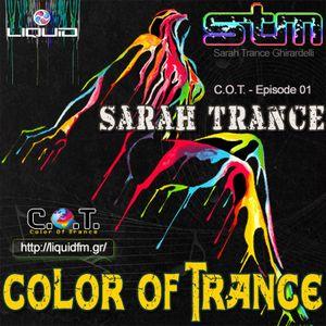 Color Of Trance Episode 1 - Liquid Radio