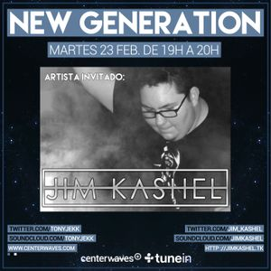 Jim Kashel @ New Generation (23/02/2016) www.centerwaves.com