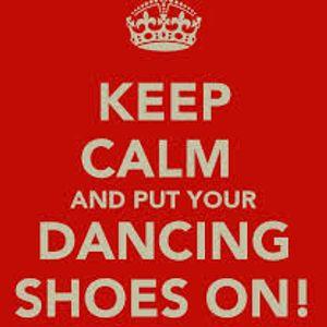 Fake dancing shoes