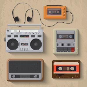 Les jeunes, la musique et les ondes en 300 secondes