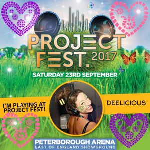 "ProjectFest - ""Anything Goes"" - The Set I would have played in the Shindigerz Arena!"