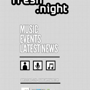 Malasiano (DJ SET) | Guest Mix - 38ª Fresh Night - RadioShow | 19.01.12