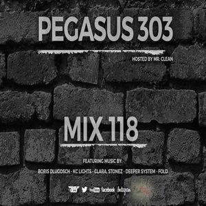 Pegasus 303 Mix 118 - Mr.Clean
