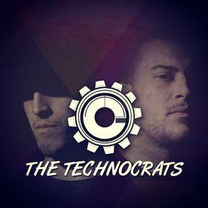 """THE CORPORATION"" techno podcast #001 (2017)  by THE TECHNOCRATS"